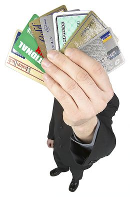 bankruptcy on credit cards